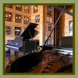 Tour a Professional Recording Studio in Eureka Springs AR