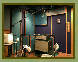 Winterwood Recording Studio on Beaver Lake, Northwest Arkansas